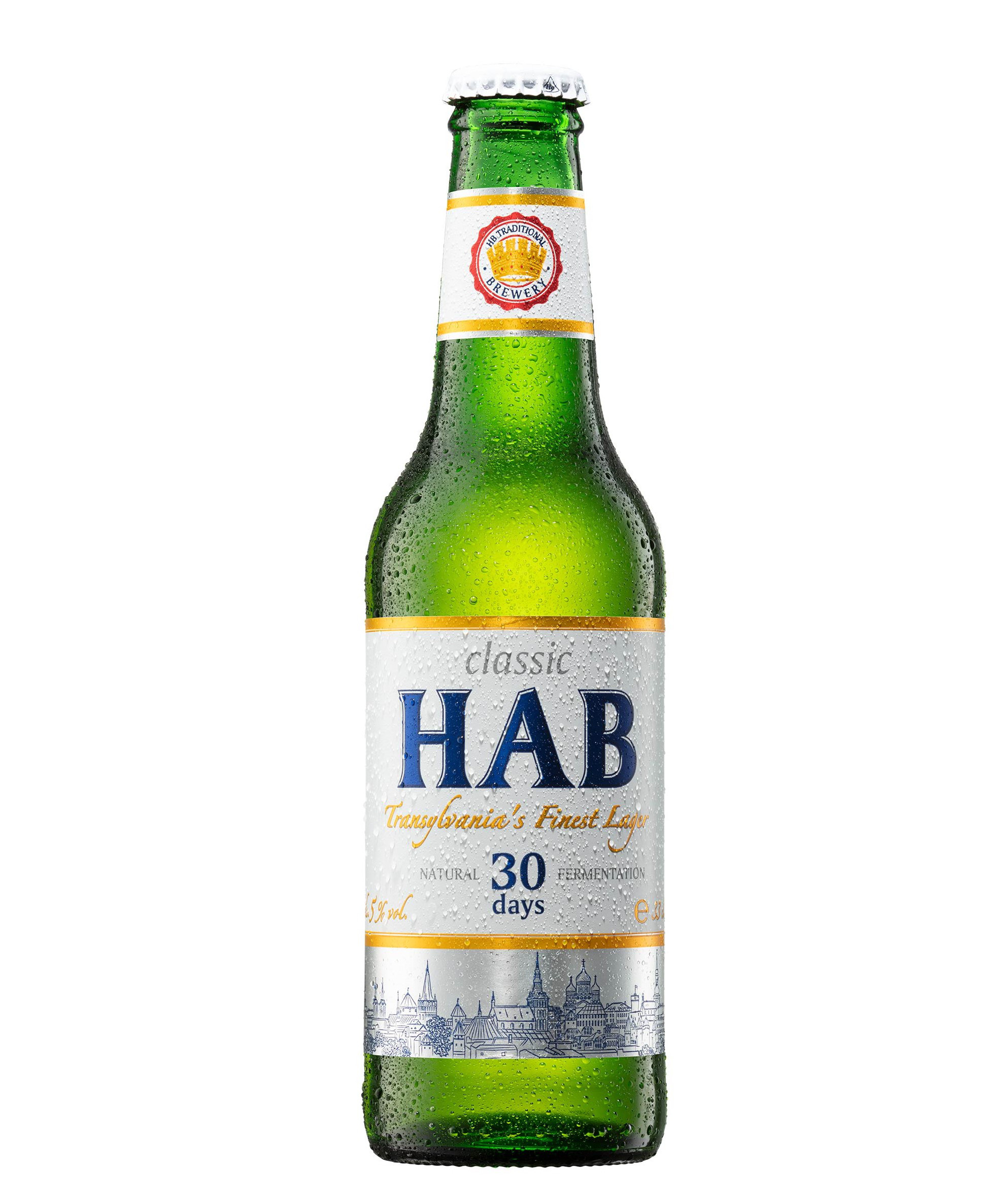 Classic HAB - Blonde Lager